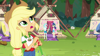 "Applejack ""I still can't believe"" EG4"