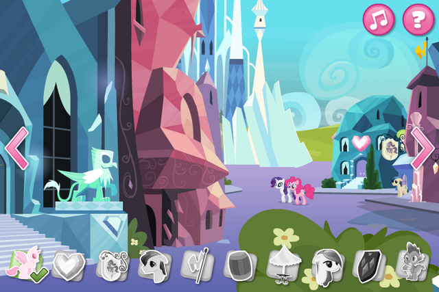 File:Crystal Empire Seek & Find level 2 screenshot 1.png