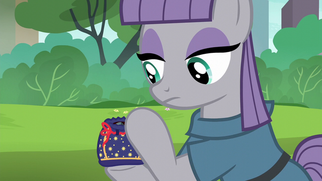 File:Maud Pie places Boulder in the pouch S6E3.png