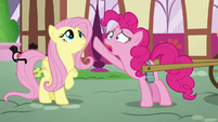 "Pinkie ""Albino squirrel!"" S5E19"