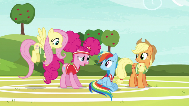 "File:Pinkie Pie ""we were running out of unicorns"" S6E18.png"