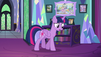 "Twilight ""I can't remember any of their names right now!"" S5E12"