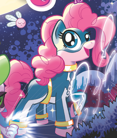 File:Comic issue 3 Superhero Pinkie.png