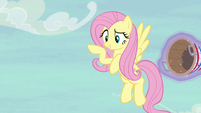 "Fluttershy ""you two really do need practice!"" S6E18"