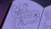 Journal castle drawing S4E03