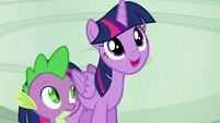 "Twilight Sparkle ""you're a great flyer"" S6E7"