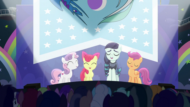 "File:Rara and CMC singing ""a land of harmony"" S5E24.png"
