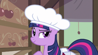 Twilight sly face S2E14