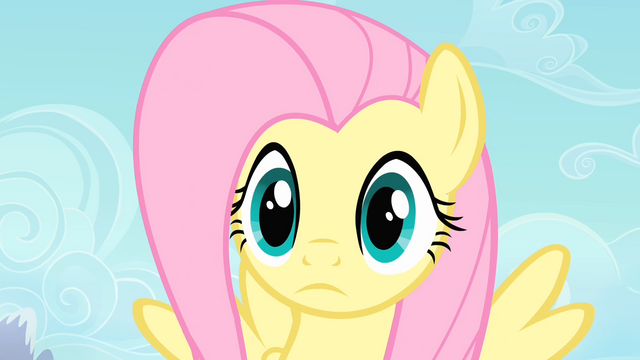 File:Fluttershy stops her Stare S4E07.png