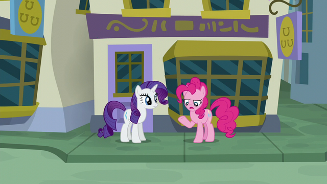 "File:Pinkie ""instead of trusting somepony else's hooves"" S6E12.png"