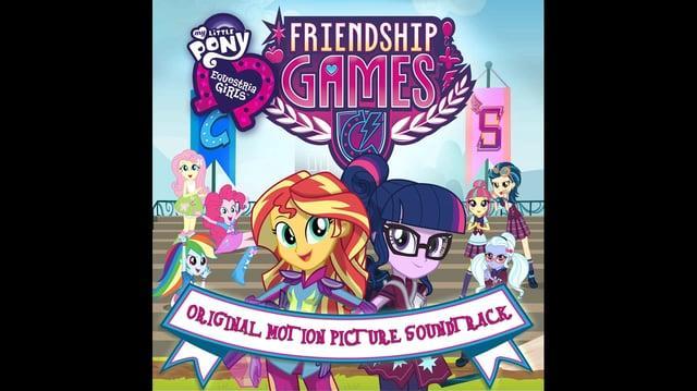 Friendship Games - Spanish (Spain) (Soundtrack Version)