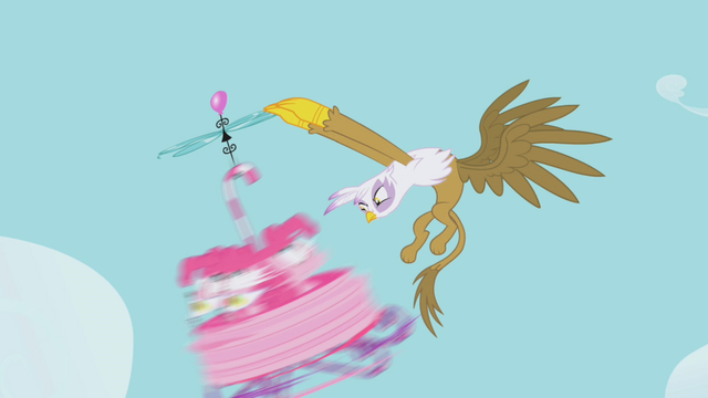 File:Gilda causes Pinkie to spin out S1E05.png