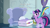 "Twilight Sparkle ""tell us what happened"" S6E7"