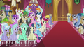 Crowd of wedding guests left side S5E9.png