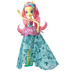 Legend of Everfree Crystal Gala Assortment Fluttershy doll