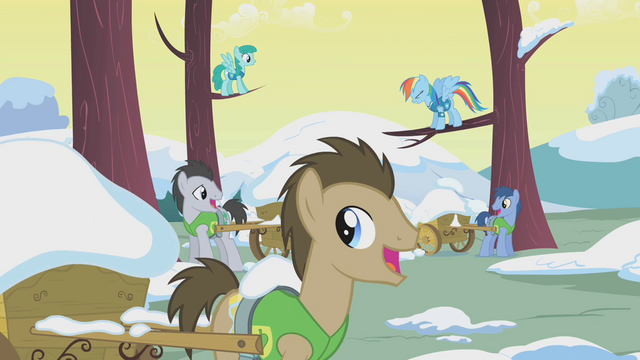 File:Stallions collecting snow from trees S1E11.png