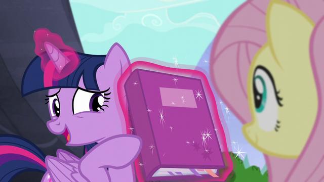 "File:Twilight ""we didn't need my friendship portfolio"" S5E23.png"