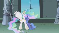 Princess Luna and Princess Celestia S01E02