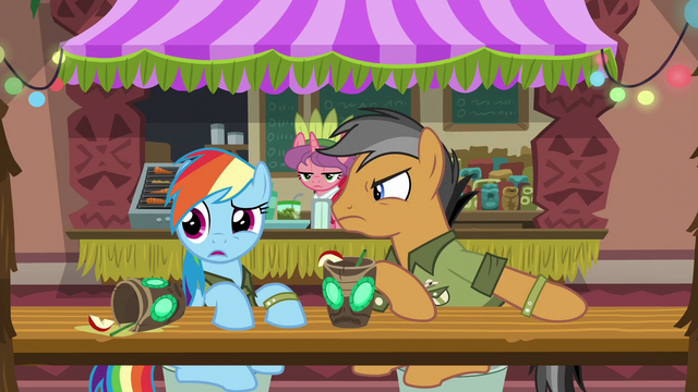 File:Rainbow Dash suddenly nervous S6E13.png