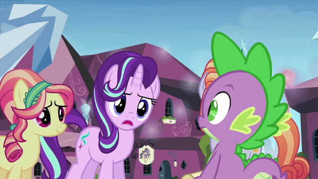 File:Starlight Glimmer feigning surprise S6E1.png