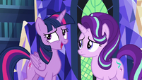 "Twilight Sparkle ""not a baking lesson"" S6E21"