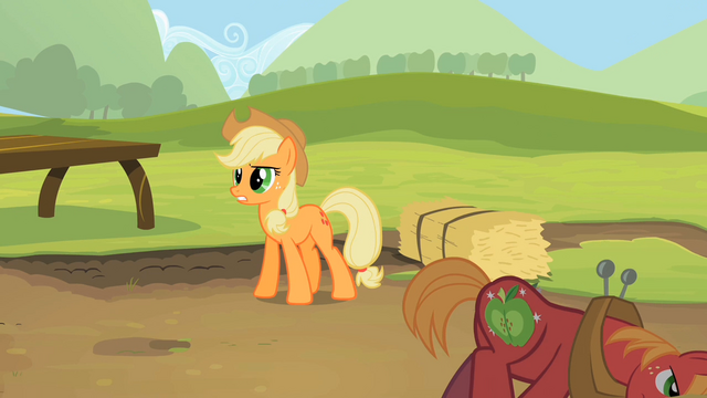 File:Big McIntosh's cutie mark sparkling S2E5.png