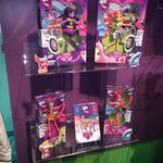 NYTF 2015 Friendship Games doll packages