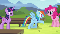 "Rainbow ""Colonel That"" S4E21"