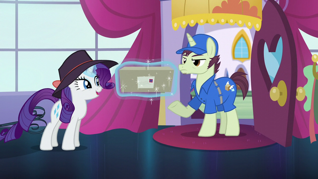 File:Rarity levitates package given by mailpony S5E15.png