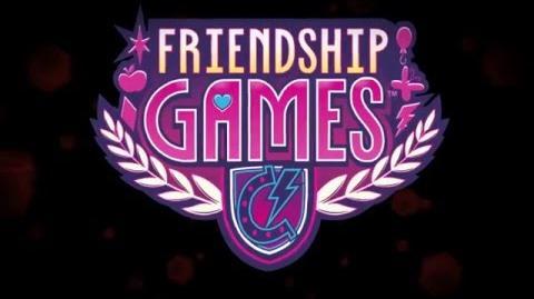 The Friendship Games (Arabic version) - MLP Equestria Girls Friendship Games