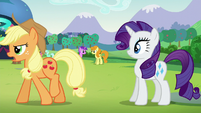 """AJ """"that wouldn't necessarily be a bad thing"""" S5E24"""