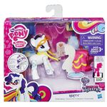 Explore Equestria Rarity Dressmaking packaging