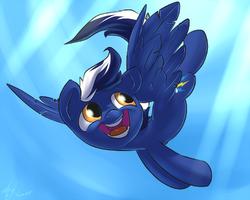 FANMADE Blue Blaze OC2