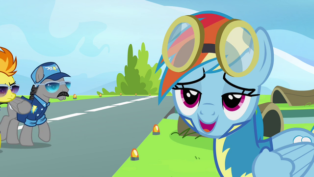File:Rainbow 'Yeah they should' S3E07.png