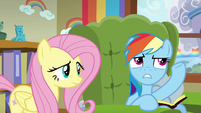 "Rainbow Dash ""mane therapy school"" S6E11"