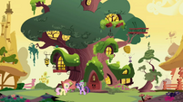"Twilight Sparkle ""How did we get here so fast?"" S01E01"