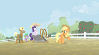 Applejack 'I need to get the plowin' done' S4E13