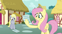Fluttershy startled S2E22