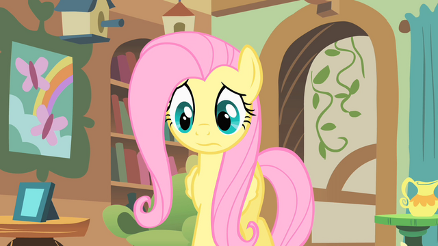 File:A worried Fluttershy S1E22.png