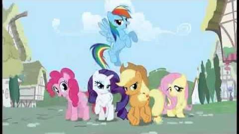 My Little Pony theme song - Finnish