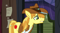 "Braeburn ""no sign of 'em anywhere!"" S5E6"