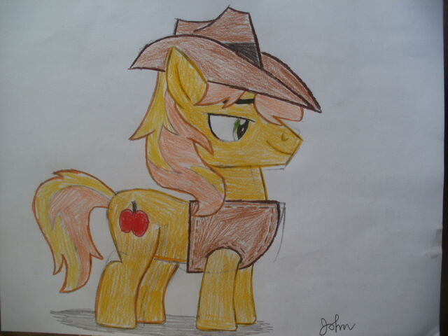 File:FANMADE Braeburn drawing.jpg