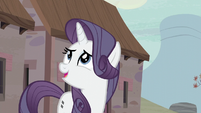 "Rarity ""even without my cutie mark"" S5E2"