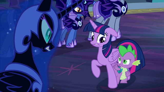 File:Spike points at Nightmare Moon S5E26.png
