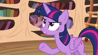 "Twilight ""Or what"" S4E21"