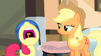 "Apple Bloom ""I'm fine!"" S4E17"