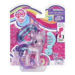 Explore Equestria Starlight Glimmer translucent doll packaging