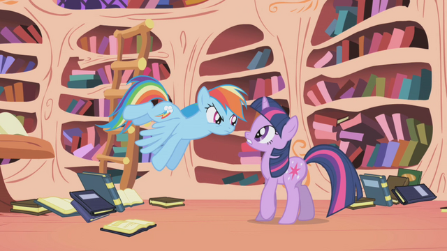 File:Rainbow Dash 'And how did you know about Nightmare Moon' S1E02.png