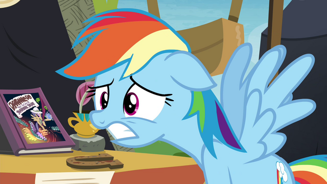 File:Rainbow Dash worried S4E22.png