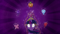 Twilight Sparkle using the Elements of Harmony BFHHS3